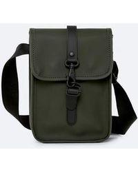 Rains Flight Green Bag