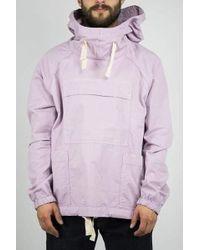 Albam Lavender Mist Sailing Smock - Purple
