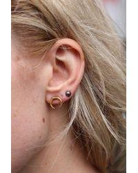 Maria Black - Tusk Stud Earring - Lyst