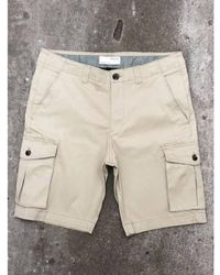 SELECTED Https://www.trouva.com/it/products/selected-homme-aiden-cargo-shorts - Neutro