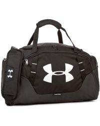 Under Armour Undeniable 3.0 Small Shoulder Bag - Black
