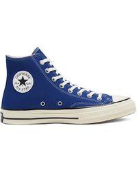 Converse Chaussures Rush Blue Chuck Taylor All Star ́70 HI - Bleu
