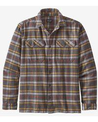 Patagonia Fjord Flanell Shirt - Mehrfarbig