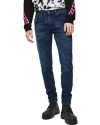 DIESEL Thommer X 95 T Stretch Slim Jeans Medium Blue