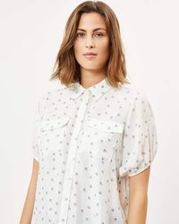 Minimum Shirt Sena - White