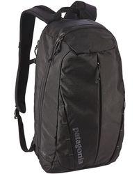 Patagonia - 18 L Black Atom Backpack - Lyst