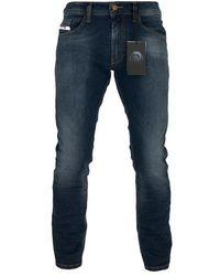 DIESEL Jeans slim fit Thommer 83 Ad blu scuro