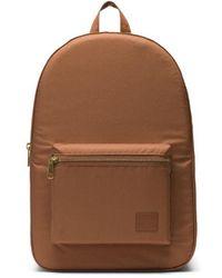 Herschel Supply Co. Saddle Brown Settlement Bag