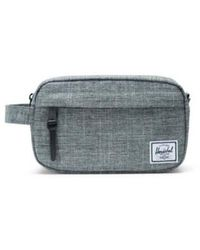 Herschel Supply Co. Chapter Travel Carry On Raven Crosshatch - Gris