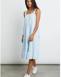 Rails Amaya Sundress Light Vintage - Blau