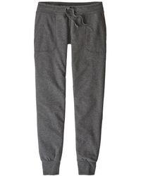 Patagonia Ahnya Forge Gray Pants