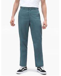 Dickies 874 Pantaloni da lavoro originali Lincoln Green - Blu