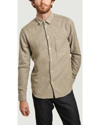 Samsøe & Samsøe - Camisa de algodón Liam NF - Lyst