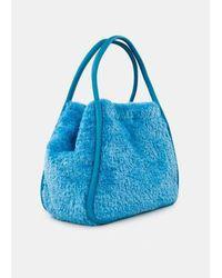 Essentiel Antwerp Alma Shopper Bag - Blue