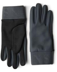 Rains Handschuhe 1672 Slate. - Mehrfarbig