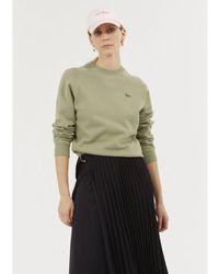 Maison Labiche Boss Charonne Sweatshirt Olive Green - Grün