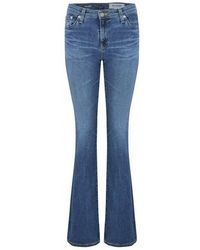 AG Jeans The Angel Bootcut In Perpetual Jeans - Blue