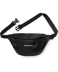 Carhartt Payton Hip Bag Black / White