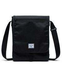 Herschel Supply Co. Lane Mid Messenger Bag - Black