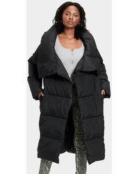 UGG Catherina Puffer Coat – Black