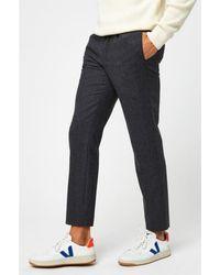 Minimum Pantalón chino gris maro