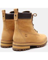 Timberland Sand Courma Boots - Neutro