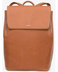 Matt & Nat Chili Vintage Collection Fabi Backpack - Brown