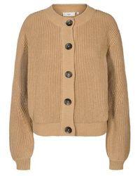Minimum Knit Affie Cardigan Fashion - Natural