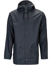 Rains Classic Jacket - Blue