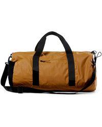 Rains Camel Ultralight Duffel Bag - Multicolor