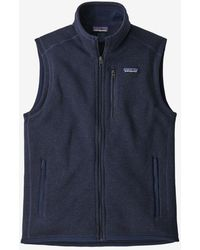 Patagonia Chaleco Ms Better Sweater Man - Azul