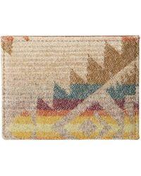 Pendleton Porte-cartes Slim Wallet Toas Trail - Multicolore