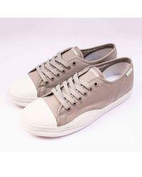Tretorn Zapatos de lona de raqueta gris / blanco - Multicolor
