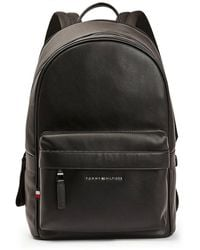 Tommy Hilfiger Https://www.trouva.com/it/products/tommy-hilfiger-elevated-backpack-black-1 - Nero