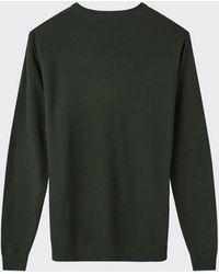 Minimum - Grüner Strickpullover - Lyst