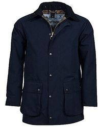 Barbour Giacca casual Beaufort Slim White Label - Blu