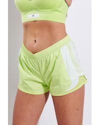 adidas By Stella McCartney M 20 Shorts Semi Frozen Yellow - Multicolore