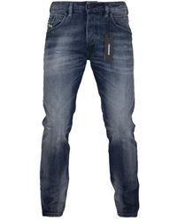 DIESEL D Bazer 84 Dd Jeans Coupe Classique Bleu Moyen