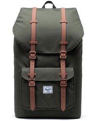 Herschel Supply Co. Herschel Little America Backpack Dark Olive - Green