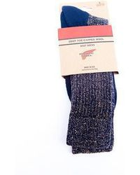 Red Wing Red Wing Socks Navy - Blue