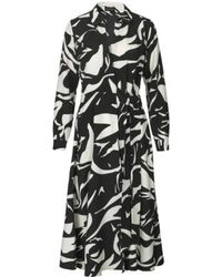 Stine Goya - Abstract print dress - Lyst