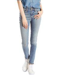 Levi's Jeans skinny a vita alta 721 blu significati per essere 18882 0072