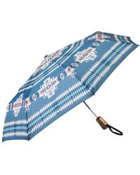 Pendleton Umbrella Chief Joseph Blue