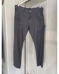 Citizens of Humanity Pantalones Cargo Leah en gris talla 29