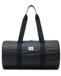 Herschel Supply Co. Packable Duffle Black