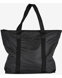 Rains Tote Rush Bag - Black