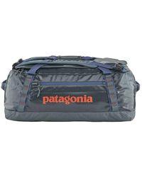 Patagonia Black Hole Duffel Bag 55 L Gris Prune
