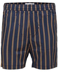 SELECTED Https://www.trouva.com/it/products/selected-homme-selected-homme-short-leger - Blu