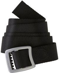 Patagonia Black Tech Web Belt