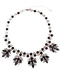Essentiel Antwerp Valenci 1 Diamante Necklace - Multicolour